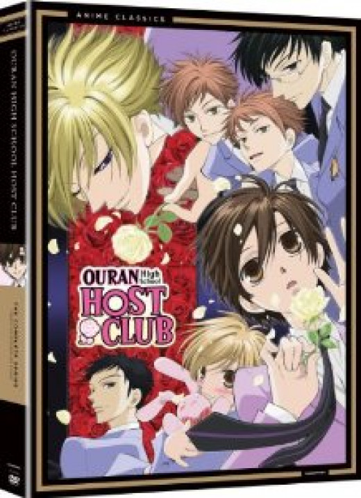 My favorite anime.  There is also, a manga version that is very expensive to read the entire series.
