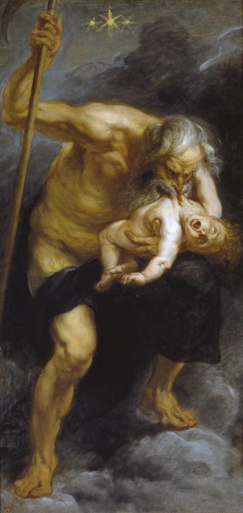Kornos Devours His Children