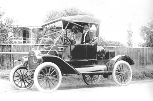 Henry Ford's Model T: The beginning of the end for millions of traffic fatality.victims.