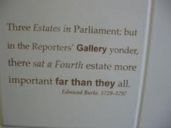 The Fourth (Fifth?) Estate and You