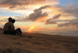 Polihale Beach Sunset
