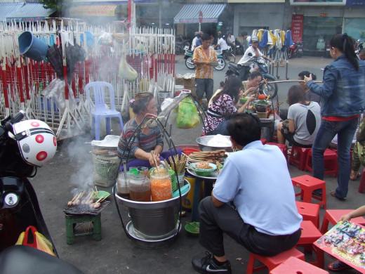 Cholon Market in Ho Chi Minh City