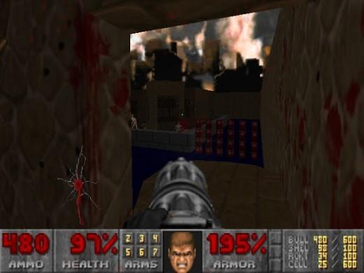Brutal Doom.