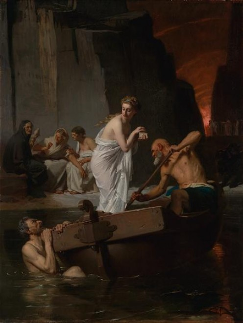 Psyche Returns from the Underworld