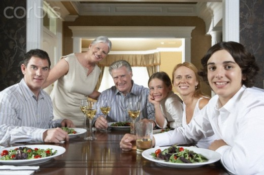 Dinner guests like these feel so important that when you hurt their feelings, they will want you to leave