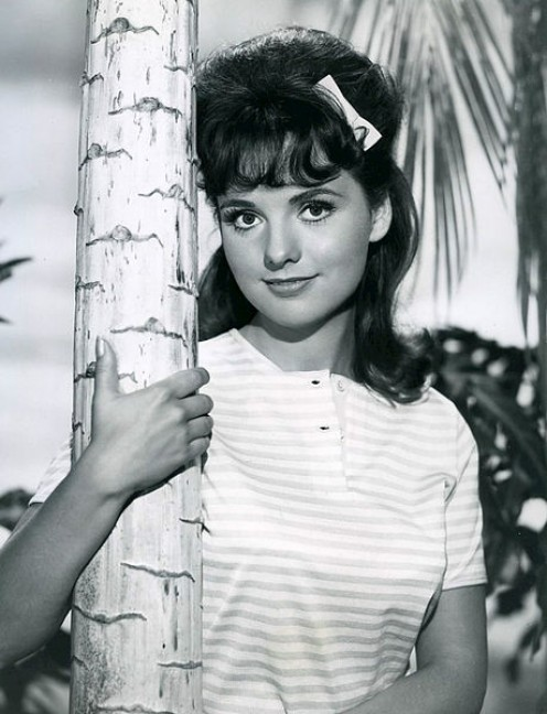 Photo of Dawn Wells as Mary Ann from the television program Gilligan's Island.
