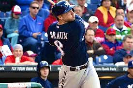 Can Ryan Braun continue to produce after getting suspended for PEDs?