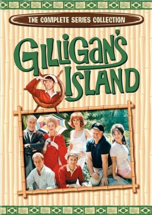 Gilligan's Island Poster Movie B 11x17 Bob Denver Alan Hale Jr. Jim Backus Natalie Schafer