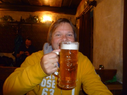Czech Beer - Of Course!