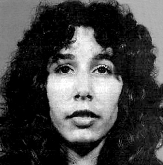 Mugshot of Karla Faye Tucker