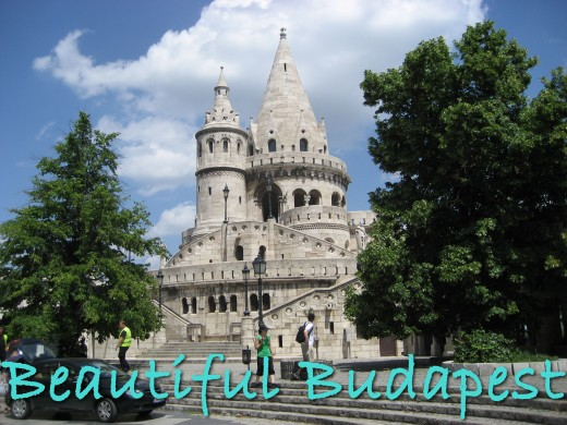 The Fisherman's Bastion (Halászbástya)