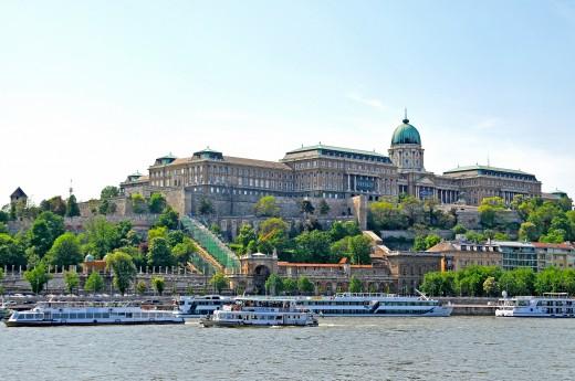 The Buda Castle (Budai vár)