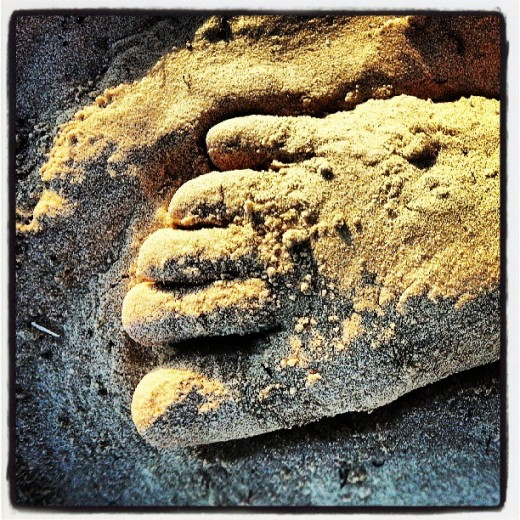 How does one enter the world of sales? What if you end up with a foot full of dirt instead of getting your feet wet?
