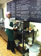 My experience working at a small Café in Alabama showed me that I can start my own business.  I still dreaming and looking for that right locations.  Thanks Kitty