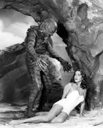 The Creature From The Black Lagoon always got the pretty girl
