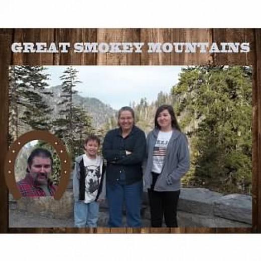 Free Overlook at the Smokies