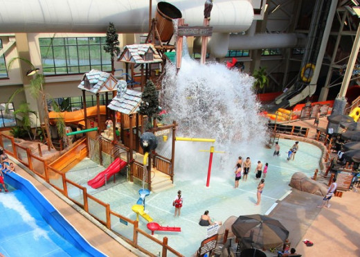 Free Water Park for Kids
