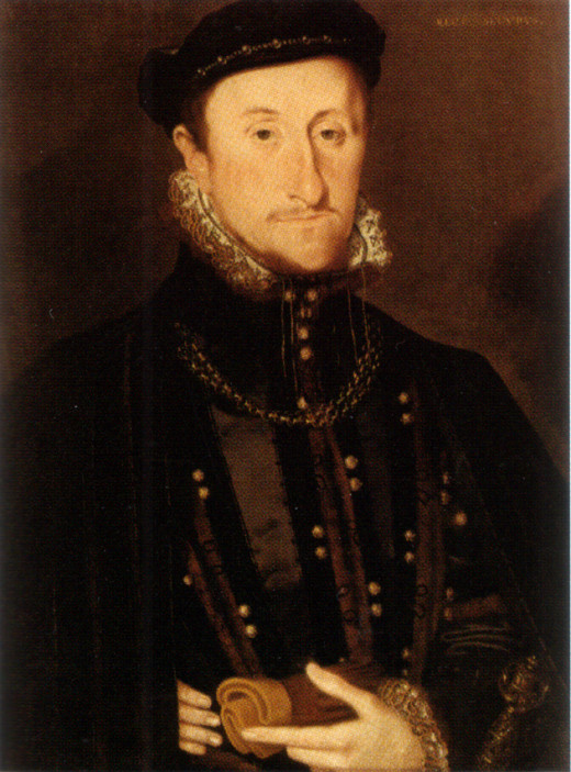 James Stewart (c. 1531/32 - 1570) was an illegitimate son of King James V, and served as Regent of Scotland for his nephew, the infant King James VI of Scotland, from 1567 until his assassination in 1570.