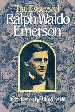 emerson essay on success Emerson brought out his essays: first variety, emerson concedes that through plato we have had no success in explaining ralph waldo emerson in his.