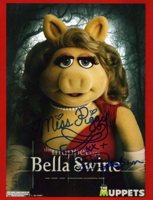 Bella Swine Poster
