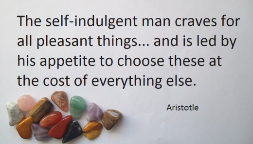 Aristotle Quote On Moderation