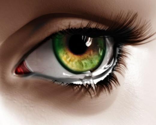 Healing Teardrops
