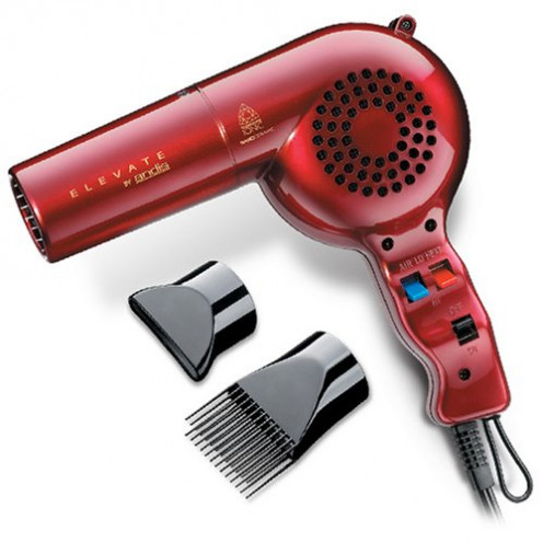 Professional Tourmaline Ionic Ceramic 1600 Watts Hair Dryer