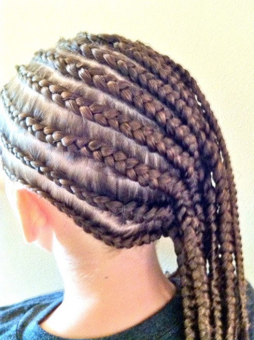 Crochet Hair Braids White Girl