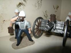 British Artillery Zulu War