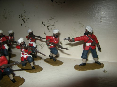 Colonial Indian Army