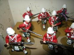Highlanders Egypt and Sudan 1880