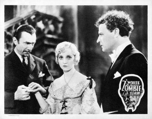 Bela Lugosi, Madge Bellamy, Robert Frazer