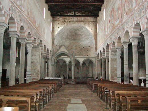 Basilica di San Pietro Apostolo (Chiesa di San Piero a Grado), near Pisa