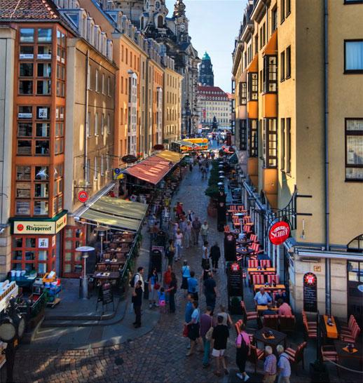 Downtown Dresden