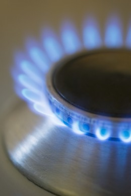 Save money with your natural gas stove/oven by ONLY pre-heating when the recipe calls for it.