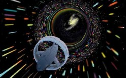 Warp Speed, Hyperspace and Wormholes