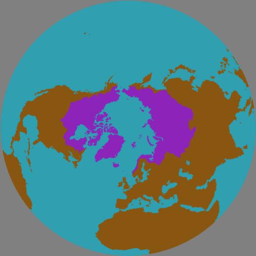 Arctic Drainage Basin