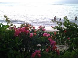 Take the time to enjoy life.  Photo of Ocean in West Maui - Kahana.