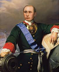 The Kleptocrat Dictator Putin Is laughing At President Obama And The West...
