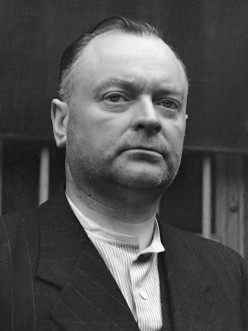 War criminal Anton Mussert