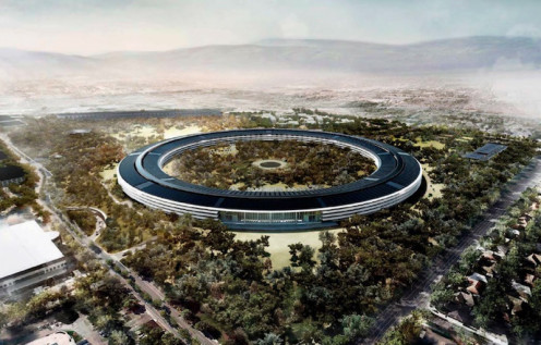 Apple2 Campus, expected to open in 2016 or 2018.