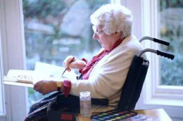 elderly require a lesser dosage of medication due to their diminished metabolism rates