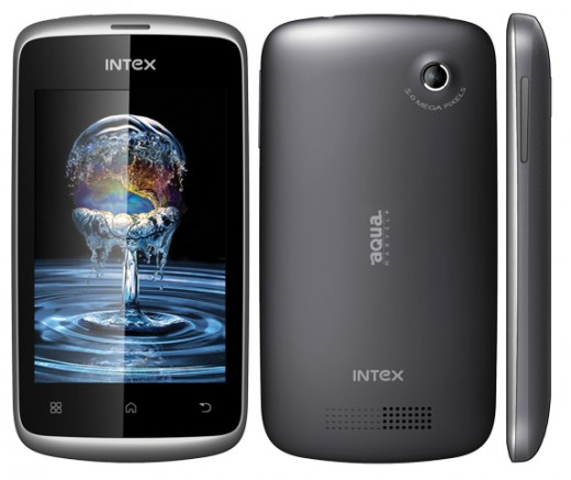 The Intex Aqua Marvel+