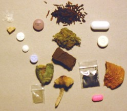 Psychoactive Drugs: Physical Effects and Withdrawal Symptoms List