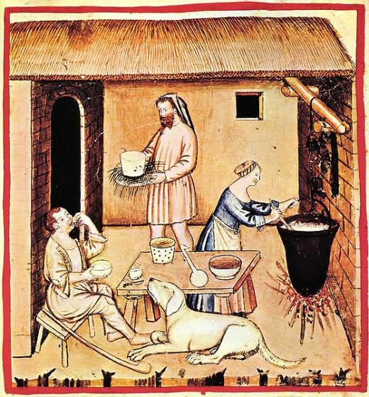 14th century work