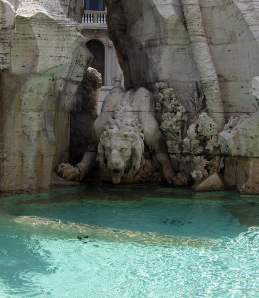 Bernini's Lion