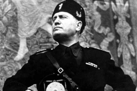 Bennito Mussolini - The founder of Fascism