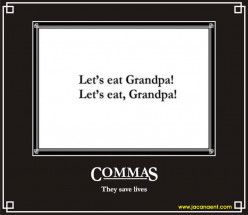 How to Write Effective Sentences in a Paragraph or Essay---and Get the Commas Right!