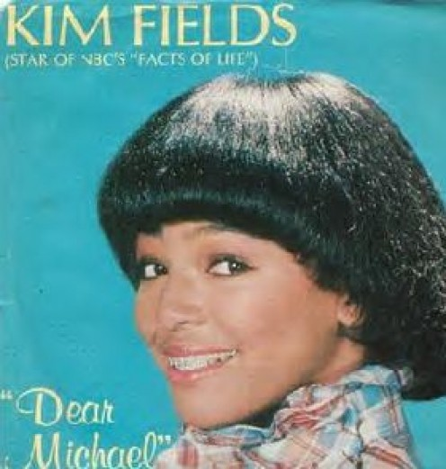 Album Cover of Kim Fields From 'Facts of Life'