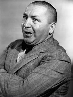 publicity photo Curly Howard